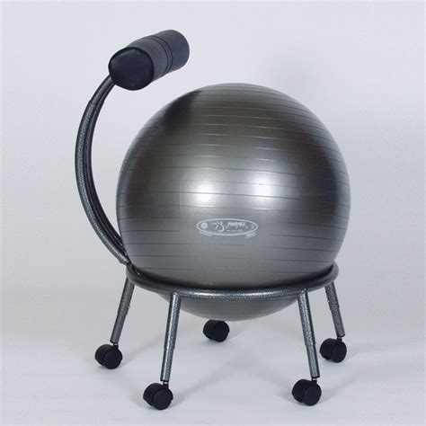 Stability Chair by Fitball Pkg Fbchair Stability Chair