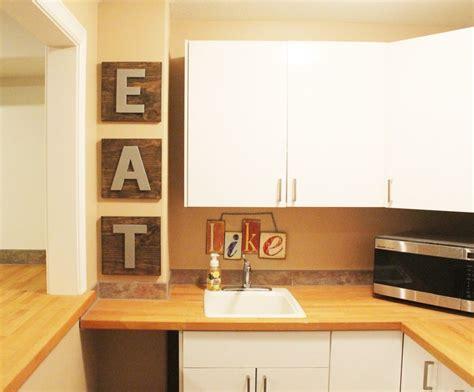 diy kitchen wall decor inspiring worthy ideas about kitchen wall diy kitchen d 233 cor eat boards