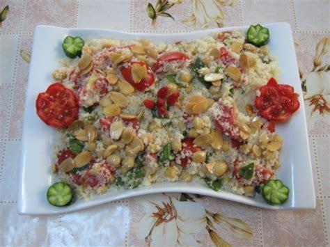 Dupa Arab 4 reteta salata de cuşcuş specifica tarilor arabe