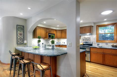 Separate Living Room And Kitchen by I M Buying A House And Want To Improve The Kitchen Can