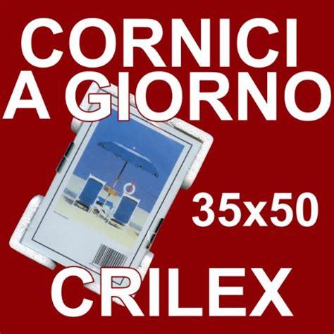 cornice 35x50 cornice a giorno 35x50 in crilex antinfortunistico ultra