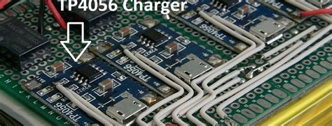 tp micro usb battery charger circuit diagram