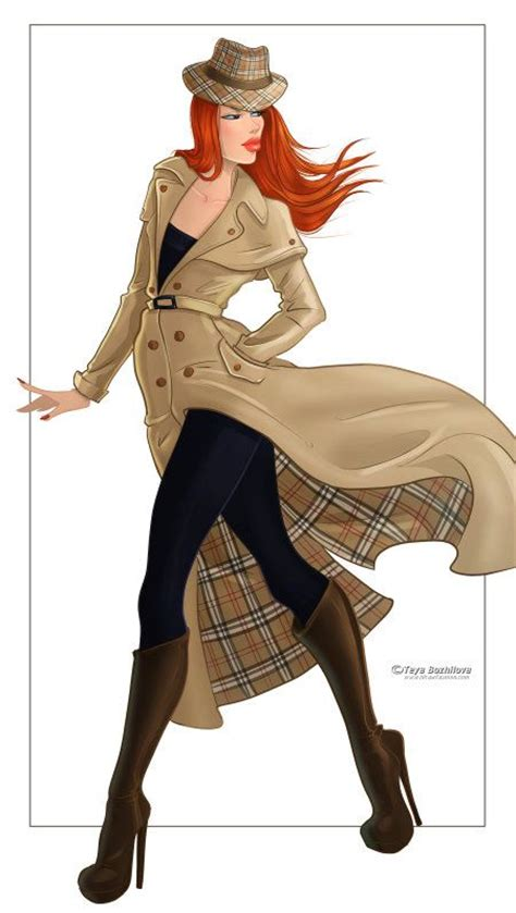Inspect Sketches B And D by Burberry Plaid Burberry And How To Draw On