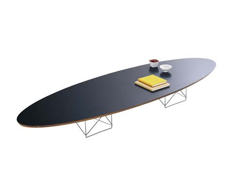 buy the vitra eames elliptical etr coffee table at nest co uk