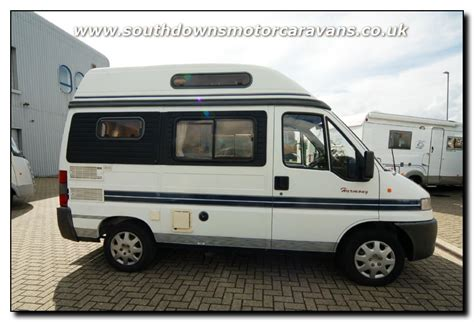Used Auto Sleepers For Sale by Southdowns Used Autosleeper Harmony Motorhome U2030 5 55