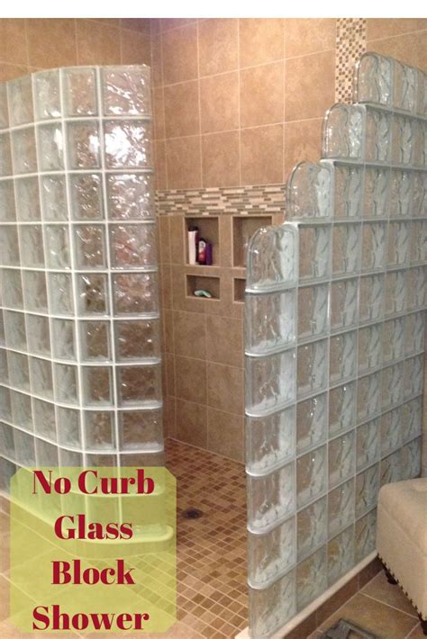 Bathroom Glass Wall Cost Pin By Innovate Building Solutions On Glass Block Shower
