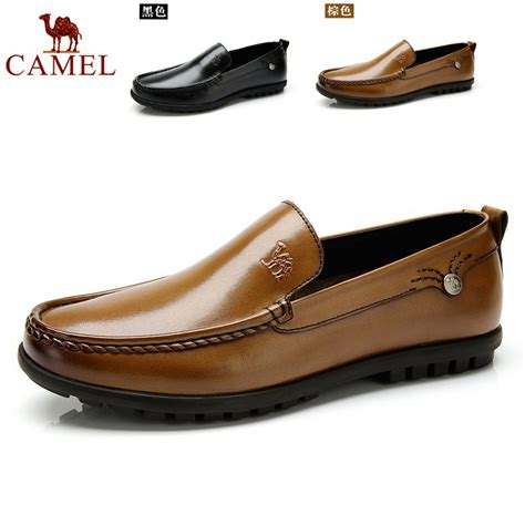 camel oxford shoes new arival authentic camel brand oxford shoes casual