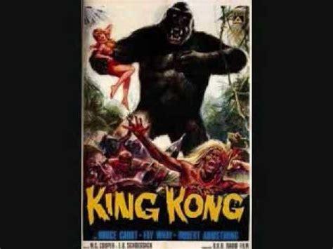 theme music king kong king kong 1933 theme youtube