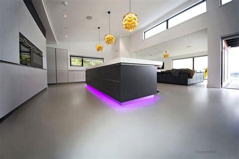 Poured Resin Floor by Poured Resin Flooring Chasingspace Resin Floors