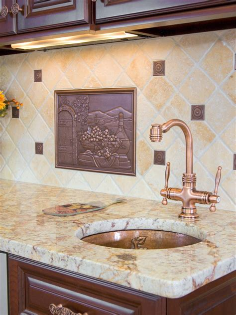 backsplash kitchen tiles 15 creative kitchen backsplash ideas hgtv