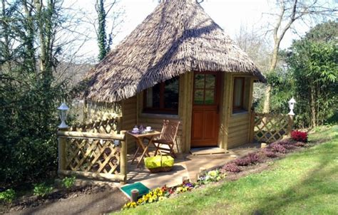 un hutte cabane en bois les cabanes de c 233 cile la hutte 224 etretat