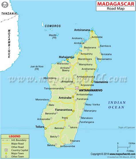 political map of madagascar 17 best images about maps and flags on