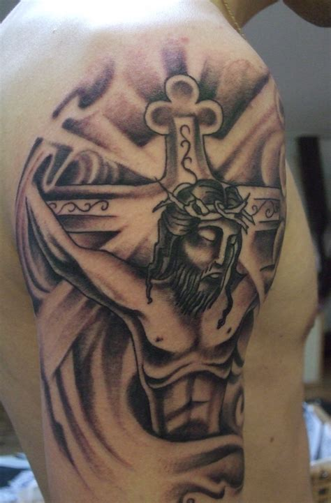 jesus tattoos designs ideas and meaning tattoos for you