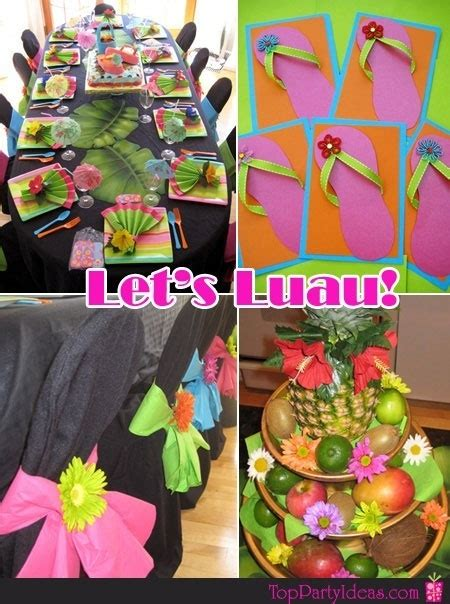 hawaiian themed party games 50 best images about luau party on pinterest luau