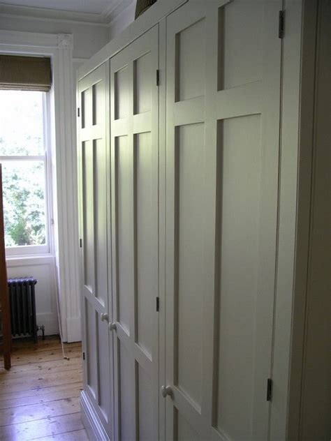 Replacement Built In Wardrobe Doors by I Want To Replace Our Naff Inherited Wardrobe Doors With