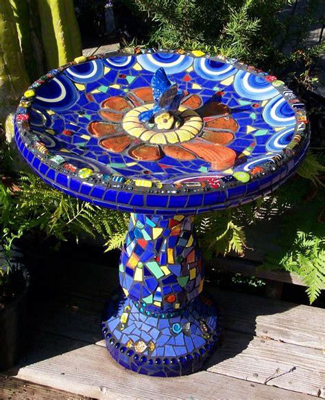 garten mosaik mosaic garden passiflora mosaics fred donnell pasion