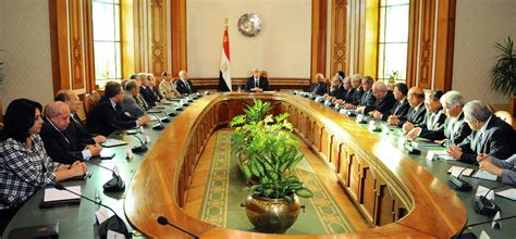 Interim Cabinet by Interim Cabinet Discusses Reconciliation Daily News