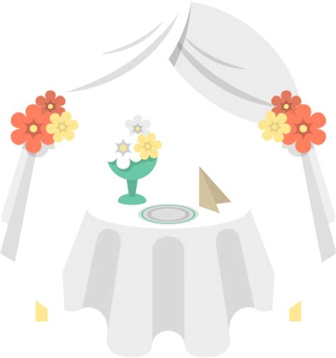 Wedding Venue Clipart by Hospitality Services Plan An Event