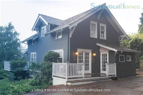 sabbaticalhomes seattle washington united states of