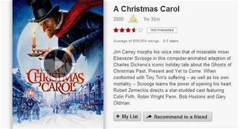 a review of a christmas carol in northport image gallery 2009 netflix