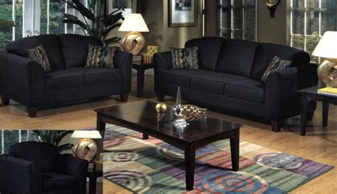 Black Living Room Furniture Sets by Black Living Room Table Sets Decor Ideasdecor Ideas