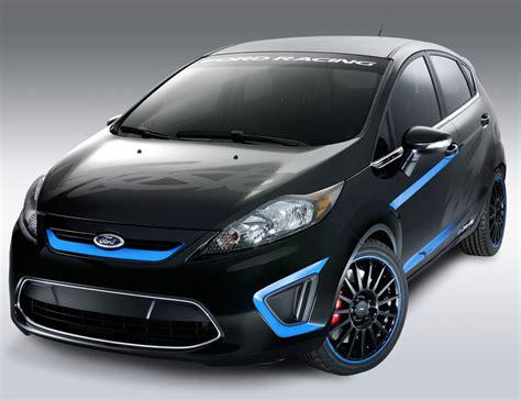 focus design indonesia ford presents custom fiesta in la autoevolution