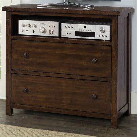 johnny janosik bedroom furniture elements international dawson creek 2 drawer media chest