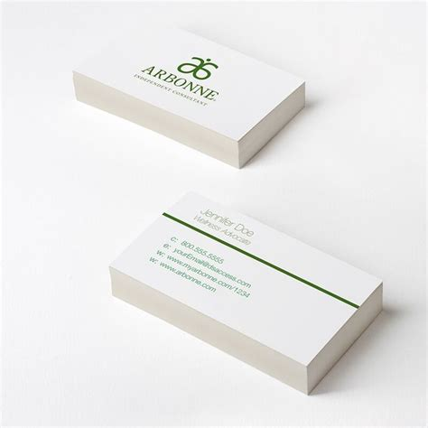Arbonne Images For Business Cards