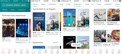 airbnb trips airbnb launches trips lets you live like a local on your