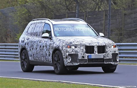 Bmw X7 by 2019 Bmw X7 And