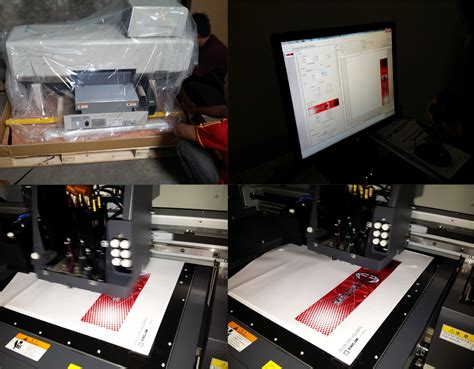 Mesin Uv Printing cetak gantungan kunci pusatnya sticker vinyl custom
