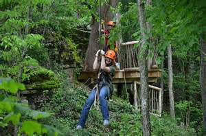 Zip line in kentucky zip lining in ky a canopy adventure at boone