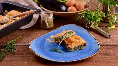 cocina griega empanada de espinacas spanak 243 pita mar 237 a zannia