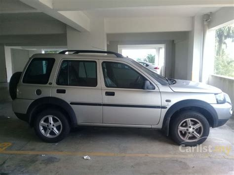 land rover freelander 2005 land rover freelander 2005 td4 2 0 in selangor automatic