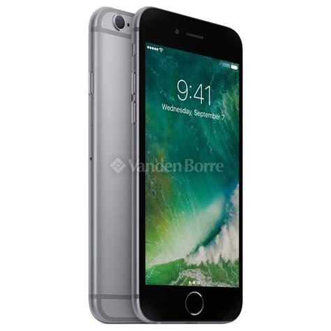 apple iphone  gb space grey bij vanden borre