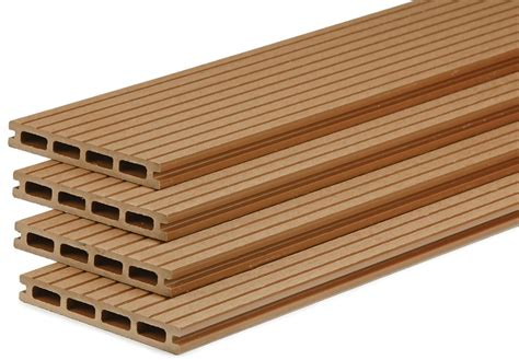 composite natural composite decking board
