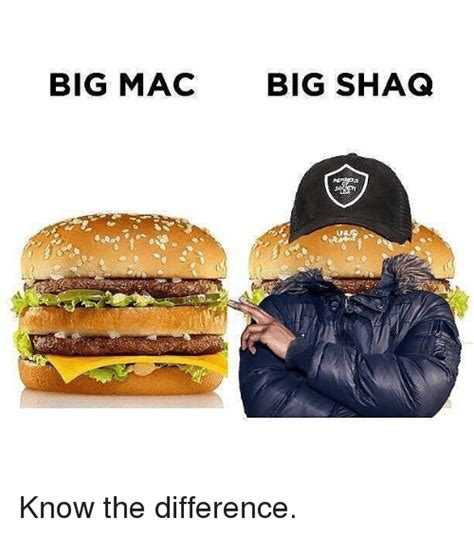 Big Mac Meme - 25 best memes about know the difference know the