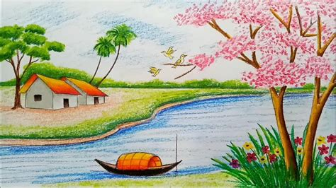 spring pictures to draw spring season pencil drawing www pixshark com images