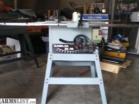 delta table saw for sale armslist for sale delta table saw and delta dust collector