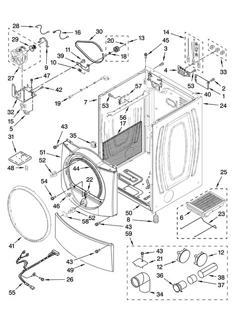 kenmore elite he3 dryer wiring diagram wiring diagram