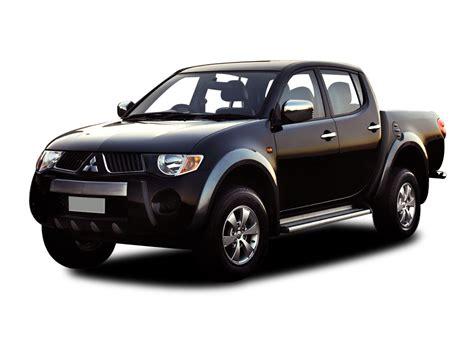 mitsubishi pickup trucks mark 5 mitsubishi l 200 pick up truck autos post