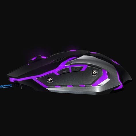 Diskon Hight Precision Gamming Usb Mouse 6d Multyfungsi ce rohs certificate high precision colorful led 6d wired usb optical computer gaming mouse m 73