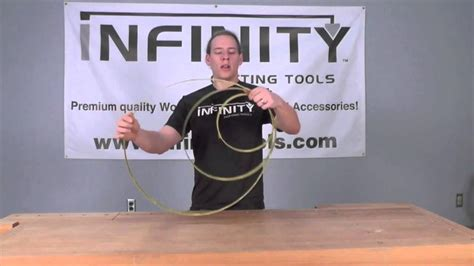 infinity saw blades infinity cutting tools how to fold a bandsaw blade