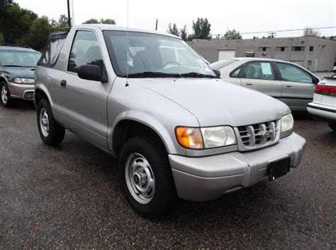 1999 Kia Sportage Mpg Used 1999 Kia Sportage For Sale Carsforsale