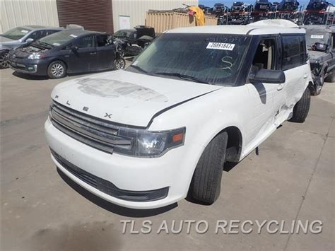 ford flex parts parting out 2013 ford flex stock 7183gy tls auto
