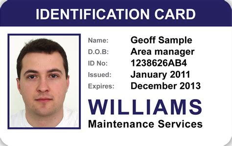 security guard id card template best security badge template images gallery gt gt 113 best