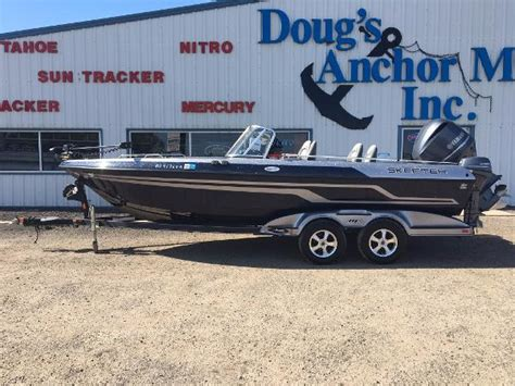 skeeter boats north dakota skeeter wx new and used boats for sale