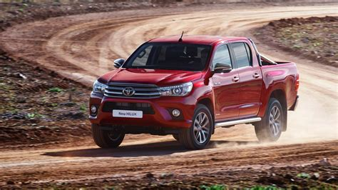 Toyota Helux Toyota Hilux Invincible 2016 Review By Car Magazine