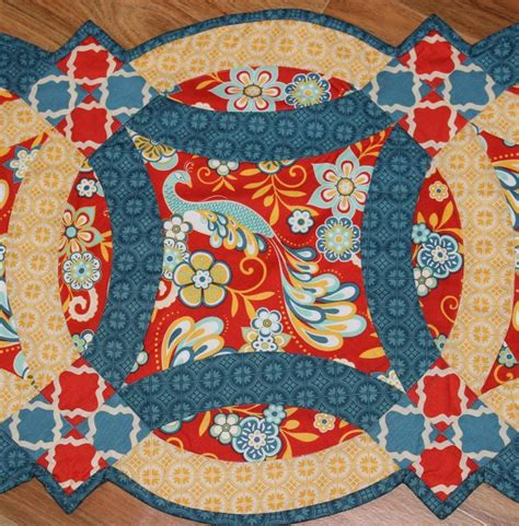 Wedding Quilt Patterns by 6 Wedding Ring Quilt Patterns To Stitch Gift This Season