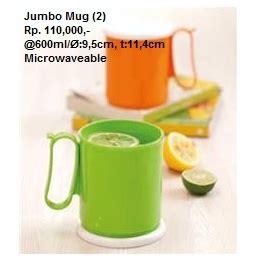 Tupperware Ukuran Jumbo nama produk jumbo mug 2 tupperware bogor katalog